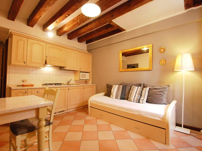 Sotoportego delle colonne 1414049,Apartamento en Venetië, Venice, Italia para 4 personas...