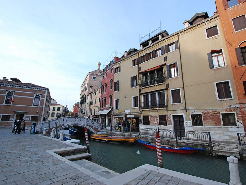 El fogher 1414068,Apartamento en Venetië, Venice, Italia para 4 personas...