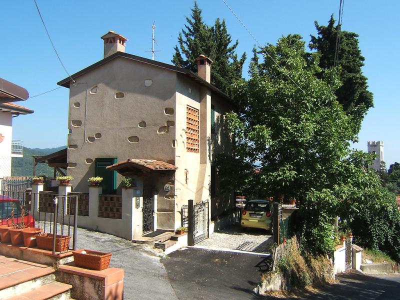I cipressi 1414464,Villa en Massarosa, en Toscana, Italia para 5 personas...