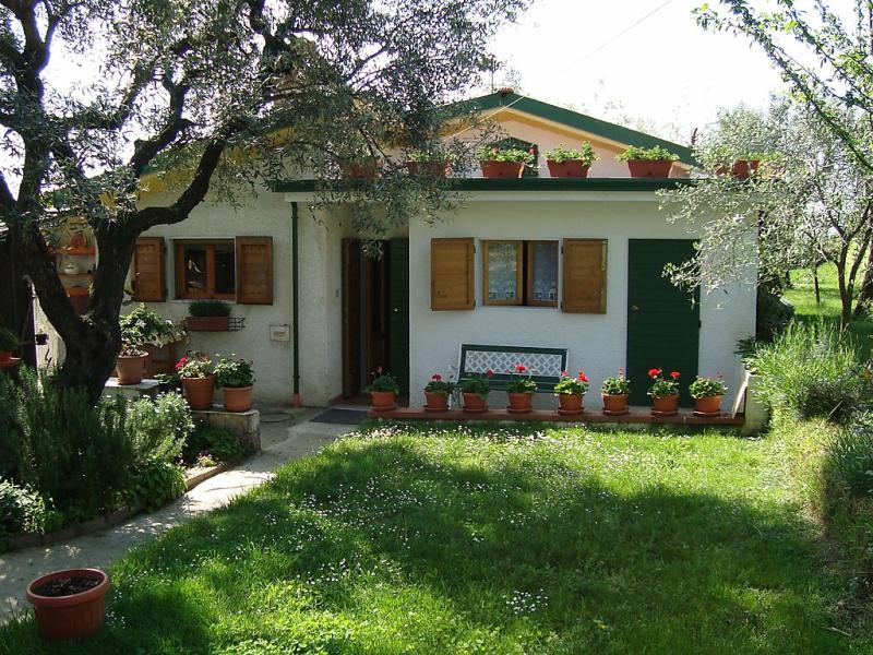 Il banano 1414467,Vivienda de vacaciones en Massarosa, en Toscana, Italia para 5 personas...