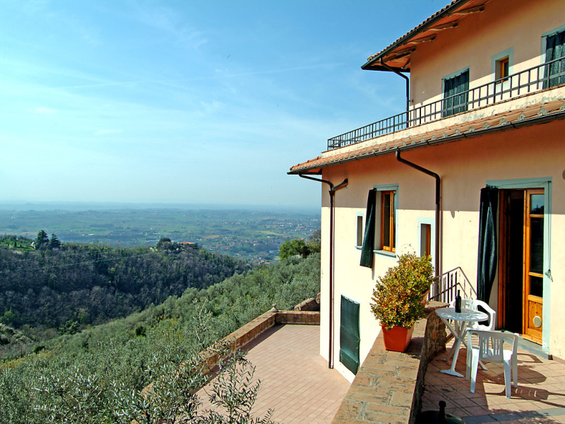 Villa morosi 1414521, Apartment  with private pool in Vinci, in Tuscany, Italy for 4 persons...