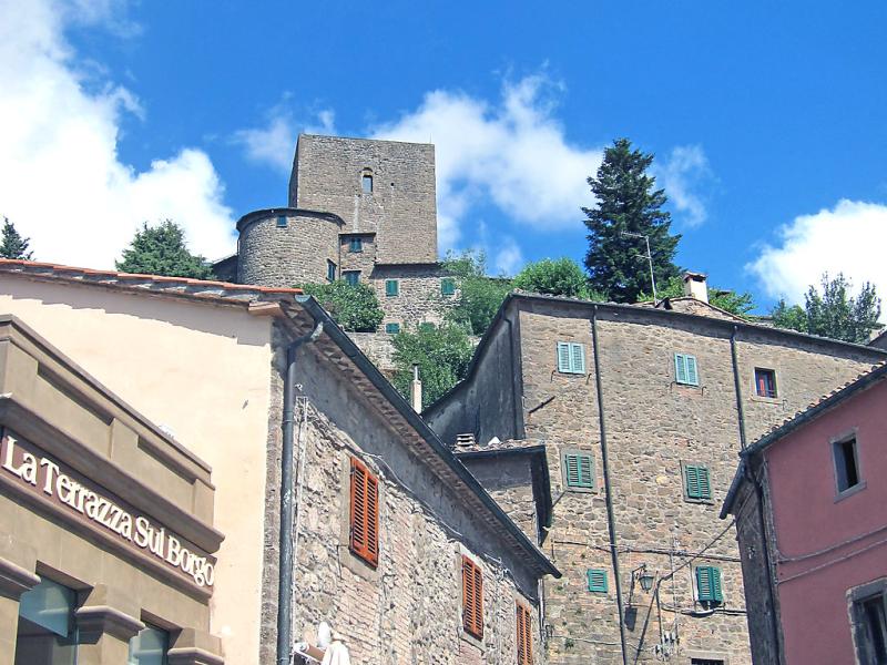 Serena 1414663,Apartamento en Montecatini Val di Cecina, en Toscana, Italia para 7 personas...