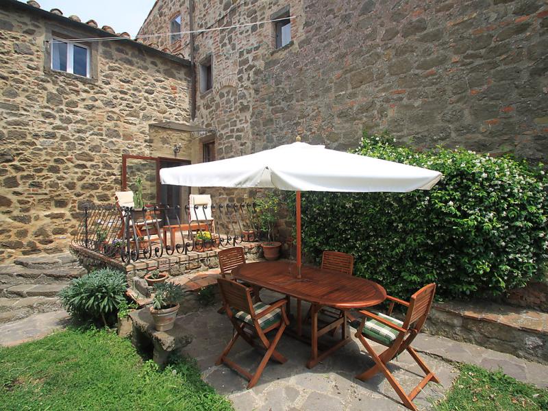 Taverna 1414665,Apartamento en Montecatini Val di Cecina, en Toscana, Italia para 4 personas...