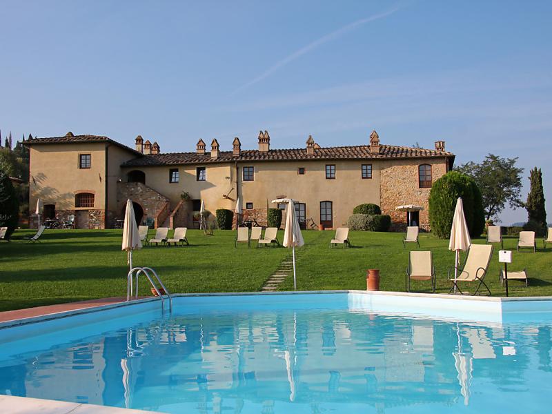 Coiano 1414824,Vivienda de vacaciones en San Gimignano, en Toscana, Italia  con piscina privada para 4 personas...