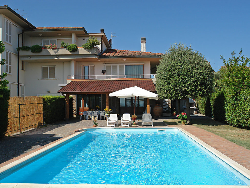 Casa clizia 1414947,Apartamento  con piscina privada en Montaione, en Toscana, Italia para 8 personas...