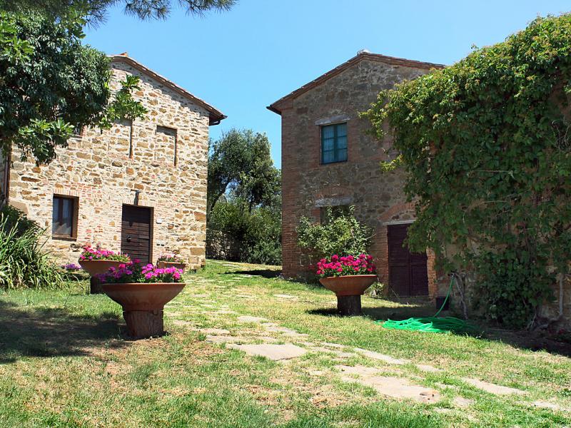 Cortinova 1415286,Apartamento en Monte San Savino, en Toscana, Italia  con piscina privada para 3 personas...
