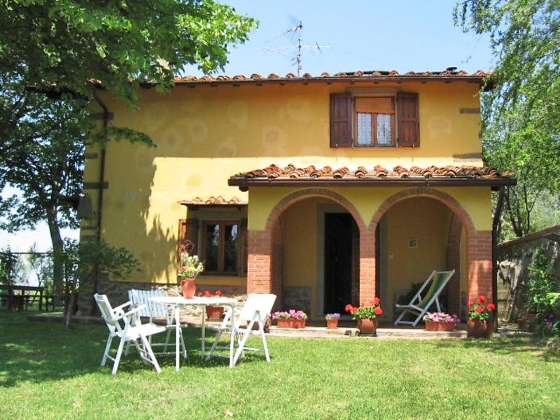 Pian della vergine 1415390,Villa en Castelfranco Di Sopra, Arezzo, Italia  con piscina privada para 6 personas...