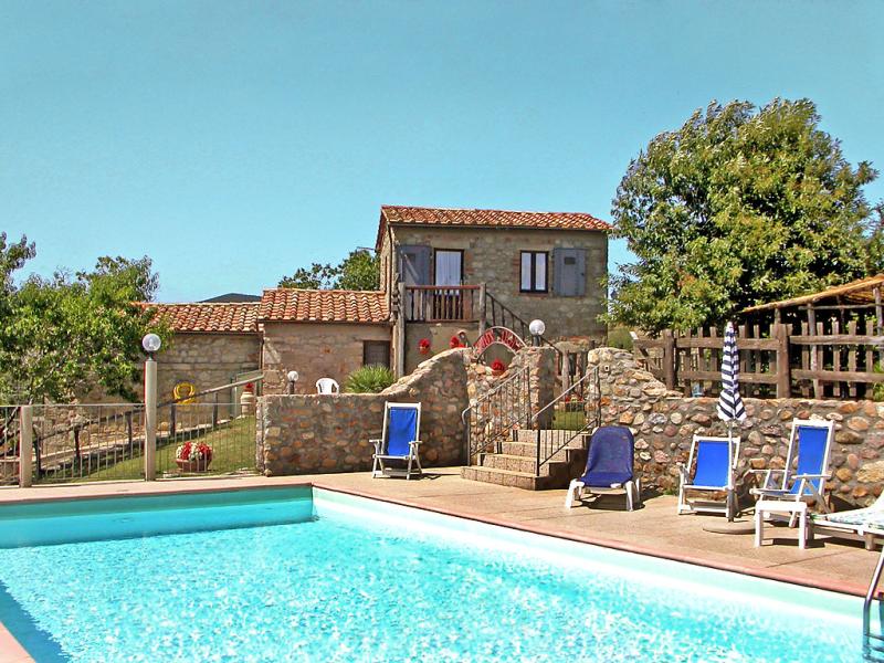 La fornace 1415462,Villa  con piscina privada en Roccastrada, en Toscana, Italia para 6 personas...