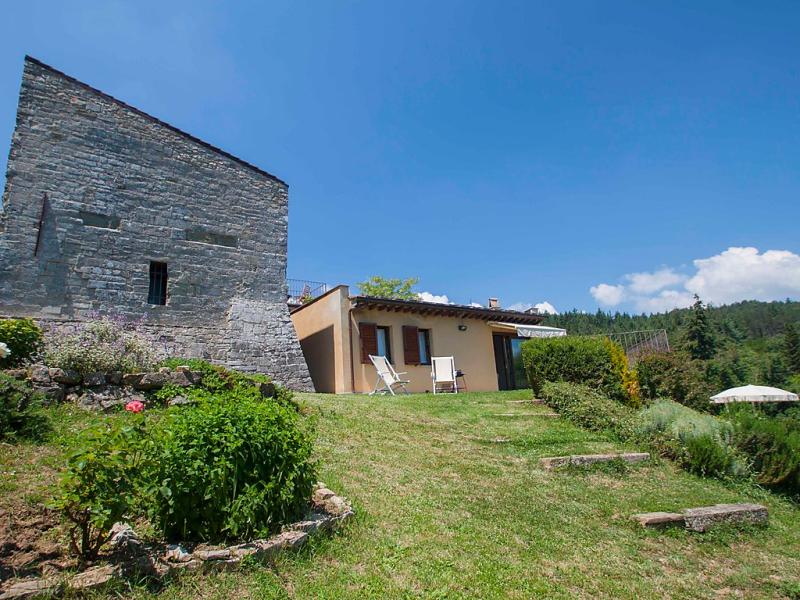 Labbazia 1415471,Villa  con piscina privada en Lucolena in Chianti, Chianti, Italia para 4 personas...