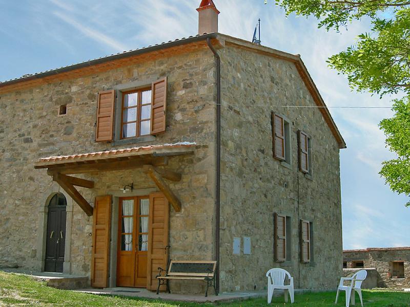 1415553,Apartamento en Castel del Piano, en Toscana, Italia para 4 personas...