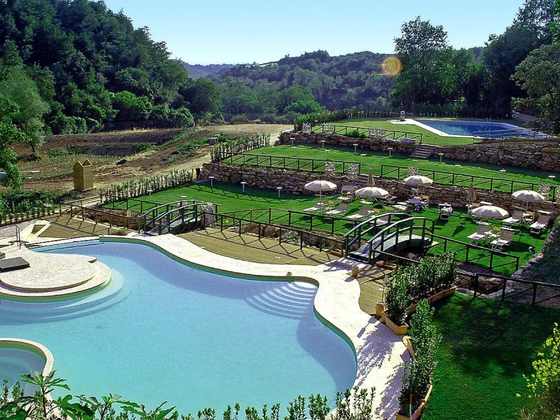 Villa 36 1415590,Vivienda de vacaciones  con piscina privada en Pitigliano, en Toscana, Italia para 8 personas...