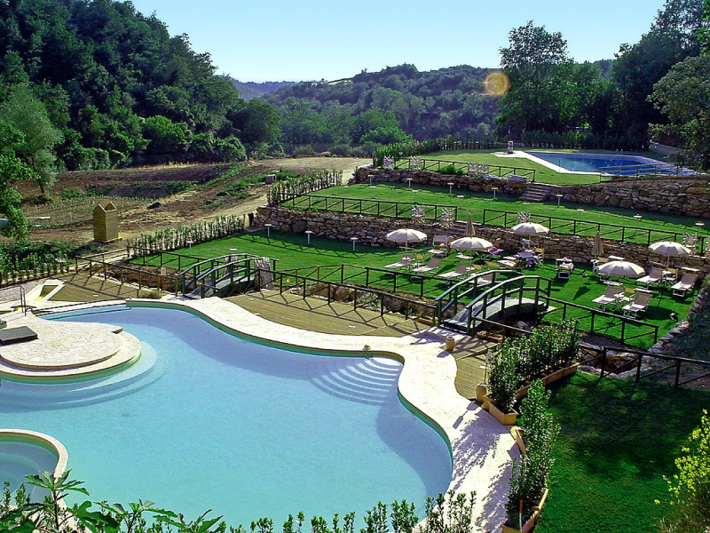 Appartamento 23 1415594,Apartamento en Pitigliano, en Toscana, Italia  con piscina privada para 6 personas...