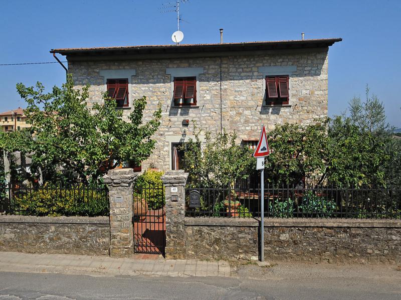 Matteuzzi 1415640,Apartamento en Mercatale Val di Pesa, Chianti, Italia para 6 personas...