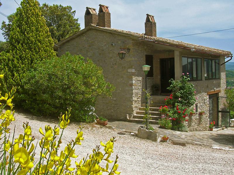 Fortunato 1415823,Apartamento en Assisi, Umbria, Italia para 6 personas...