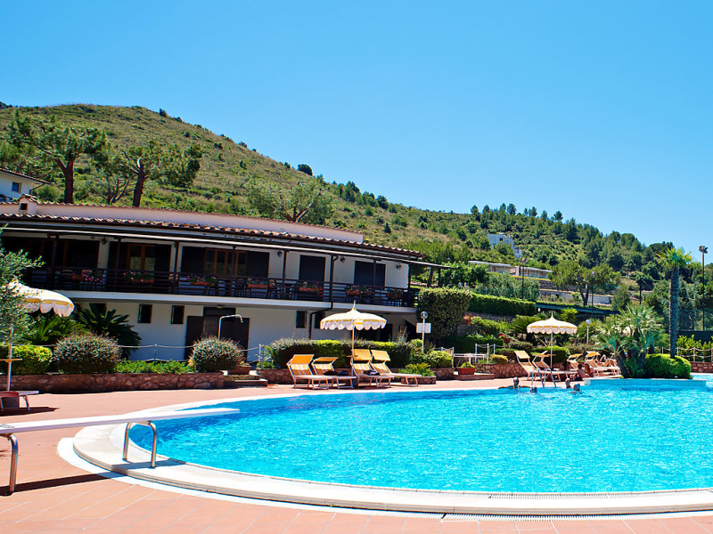 Sperlonga paronamica 1415988,Apartamento en Sperlonga, Latium, Italia  con piscina privada para 2 personas...