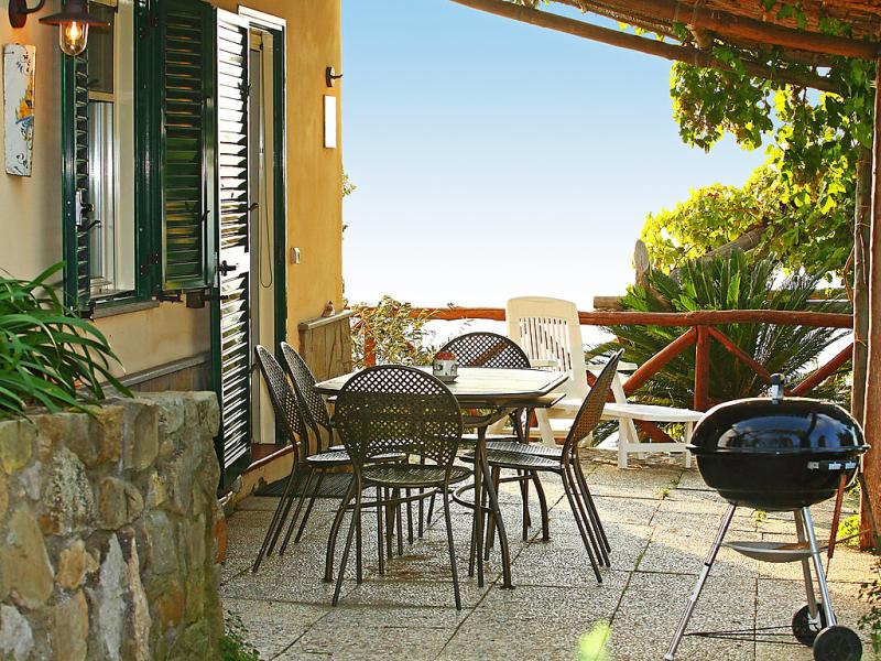 Baldassarre 1416076,Villa en Massa Lubrense, Campania, Italia para 6 personas...