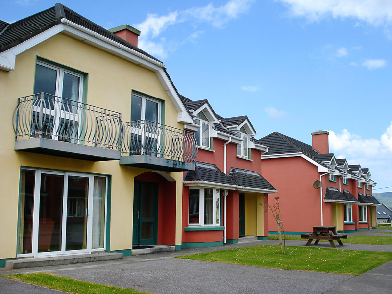 Waterville links 1416785, Location de vacances à Waterville, Cork and Kerry, Irlande pour 6 personnes...