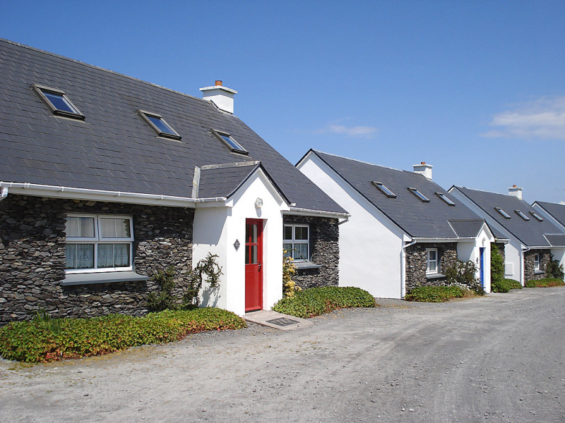 Seaside cottages 1416789, Villa à Portmagee, Cork and Kerry, Irlande pour 8 personnes...