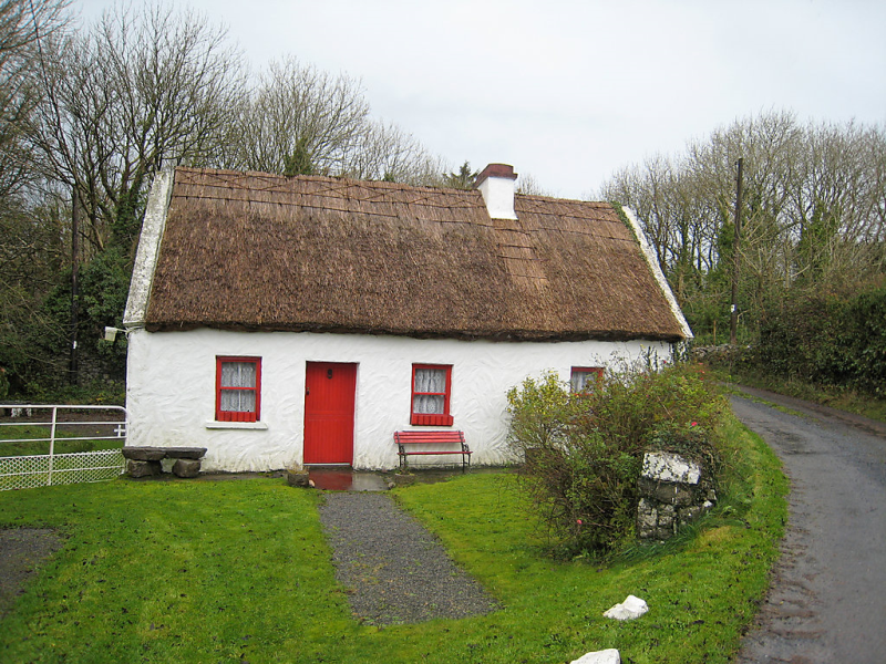The neale 1416830, Location de vacances à The Neale, West Ireland, Irlande pour 3 personnes...