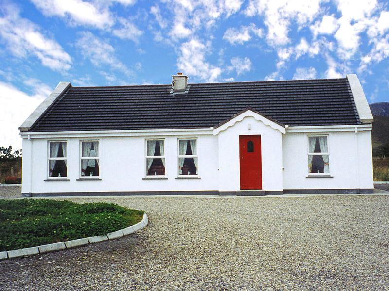 Glenvale cottage 1416831,Vivienda de vacaciones en Achill Island, West Ireland, Irlanda para 6 personas...