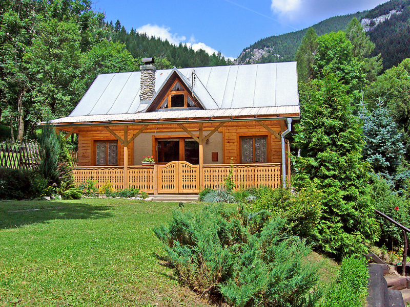 Liptovska anna 1416889,Vakantiewoning in Demaenova, Sillein Region, Slowakije voor 10 personen...