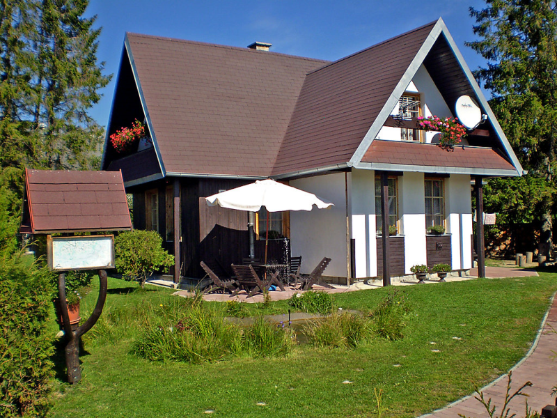 Stola 1416945,Appartement in Tatranska Strba, Preschau Region, Slowakije voor 4 personen...