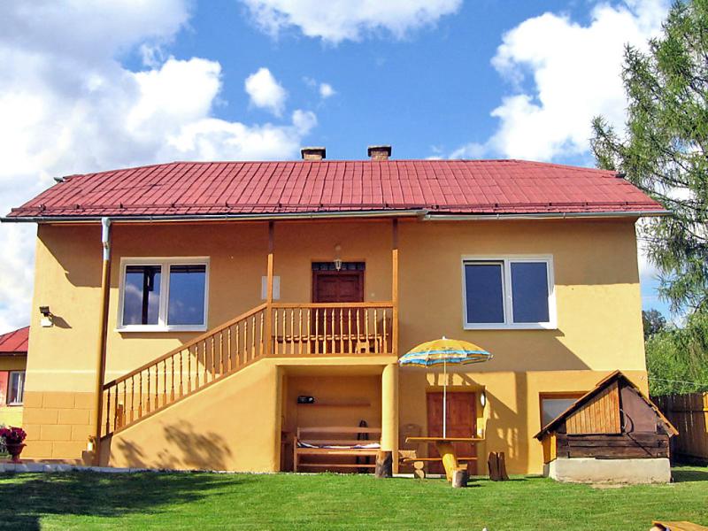 Hajtovka 1416965,Vakantiewoning in Vysne Ruzbachy, Preschau Region, Slowakije voor 6 personen...