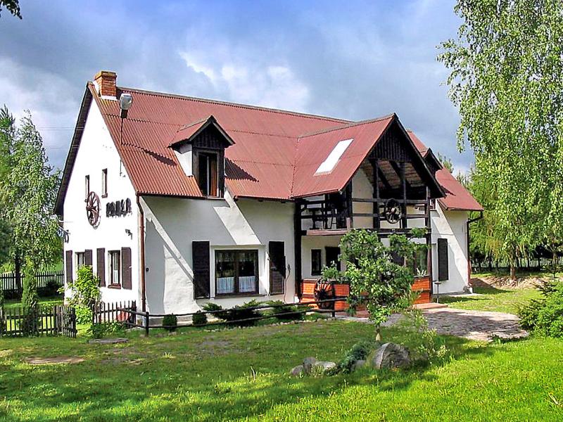 Paula 1417020,Vivienda de vacaciones en Karwie, Mazury, Polonia para 10 personas...