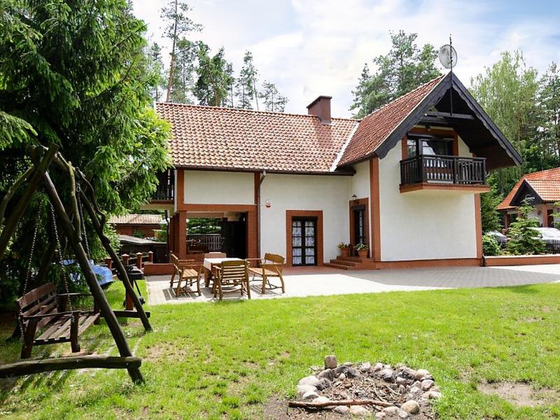 Mielno 1 1417039,Vivienda de vacaciones en Grunwald, Beskidy, Polonia para 10 personas...