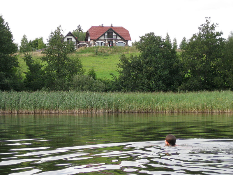 Anita 1417051,Vivienda de vacaciones en Gorlo, Mazury, Polonia para 8 personas...