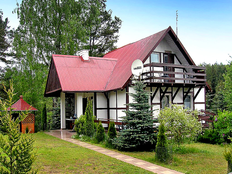 Dunajki 1417271, Holiday house in Dunajki, Pomerania, Poland for 8 persons...