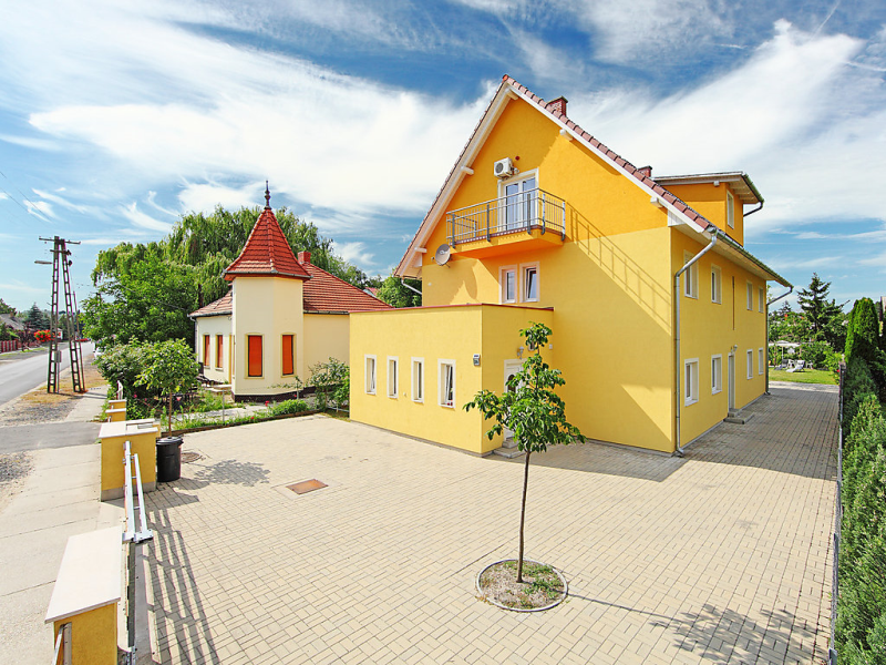 1417467, Apartment in Balatonmáriafürdö, Balaton, Hungary for 5 persons...