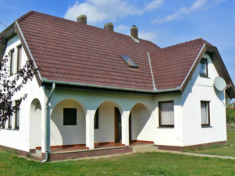 1417487,Villa en Balatonboglar-Balatonoszod, Balaton Somogy, Hungría para 8 personas...