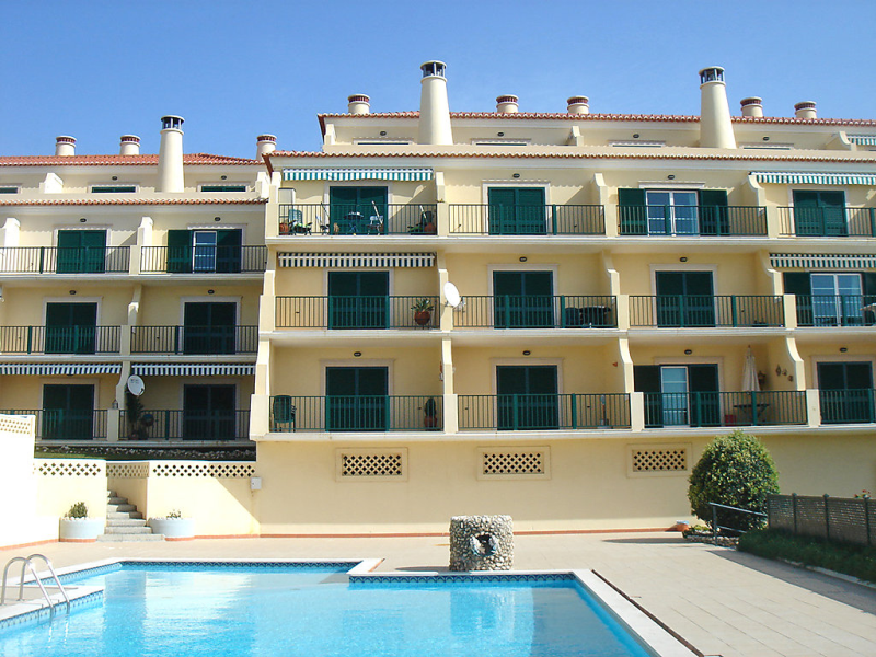 Garden parc 1417561, Apartment in Ericeira, Lisbon area, Portugal  with private pool for 4 persons...
