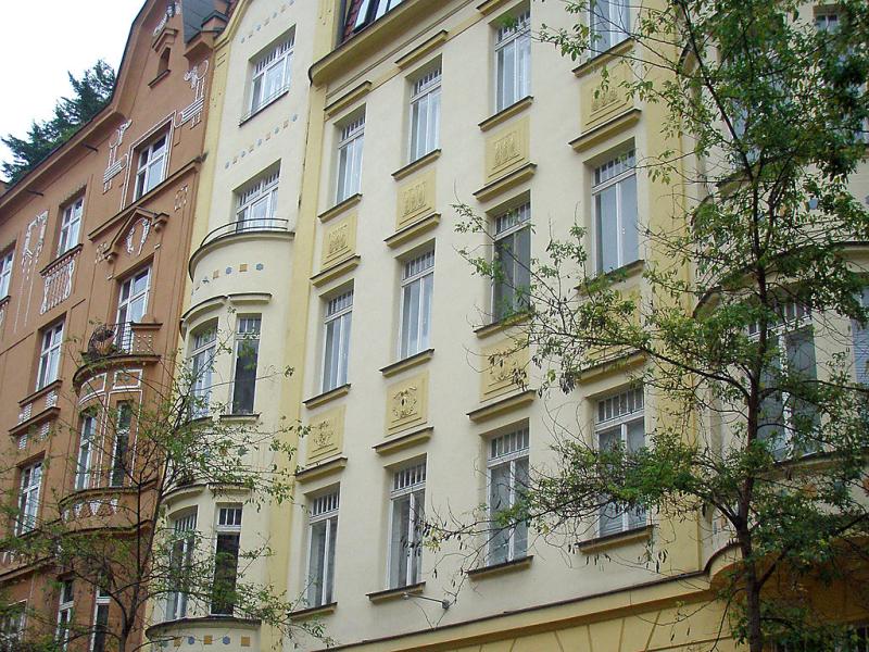 Manesova 1417730,Apartamento en Praha-2, Prague and vicinity, Chequia para 4 personas...