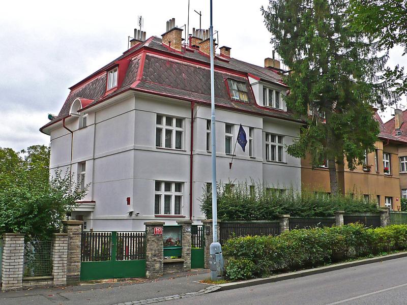 Rosa 1417749,Apartamento en Praha-6, Prague and vicinity, Chequia para 6 personas...