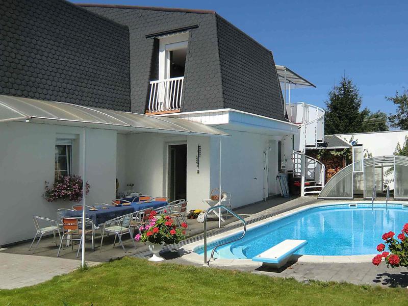 V lukach 1417788,Apartamento en Plzen, Pilsen and vicinity, Chequia  con piscina privada para 6 personas...