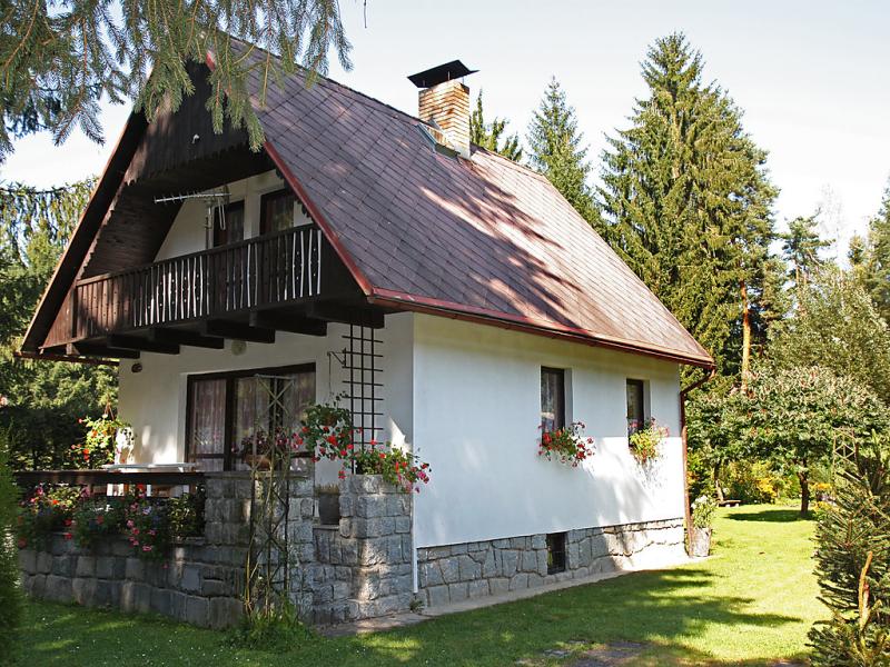 Stov 1417838,Vivienda de vacaciones en Nova Ves, Jihoceský kraj, Chequia para 4 personas...