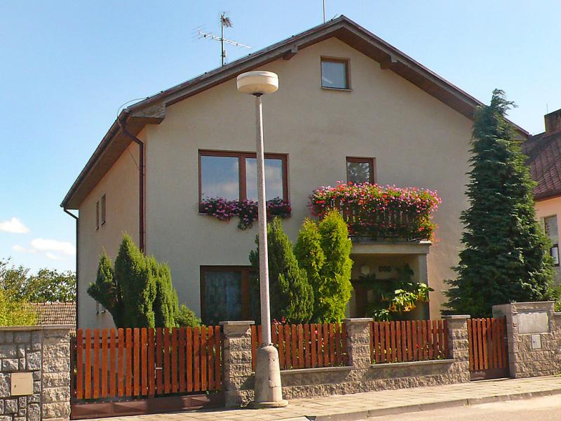 Pod vartou 1417845,Appartement à Zliv, Jihoceský kraj, République Tchèque pour 5 personnes...