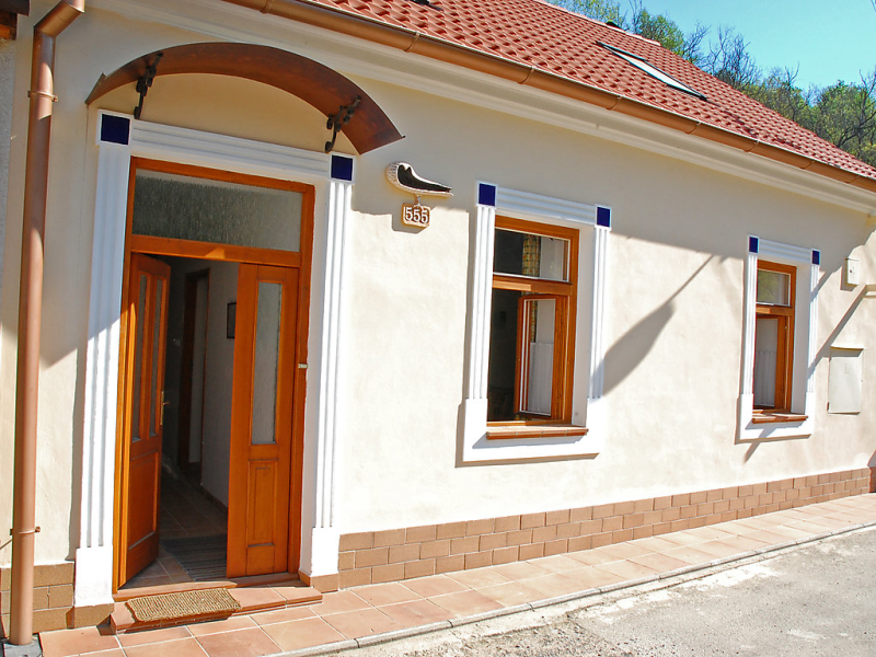 Parkany 1417870,Location de vacances à Bechyne, Jihoceský kraj, République Tchèque pour 4 personnes...