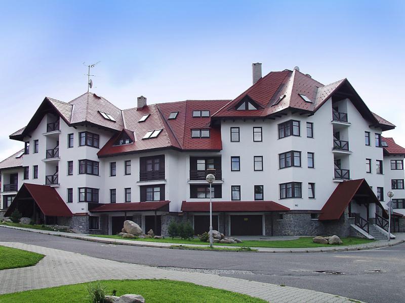 Harrachov 1417963,Appartement à Harrachov, Královéhradecký kraj, République Tchèque pour 6 personnes...