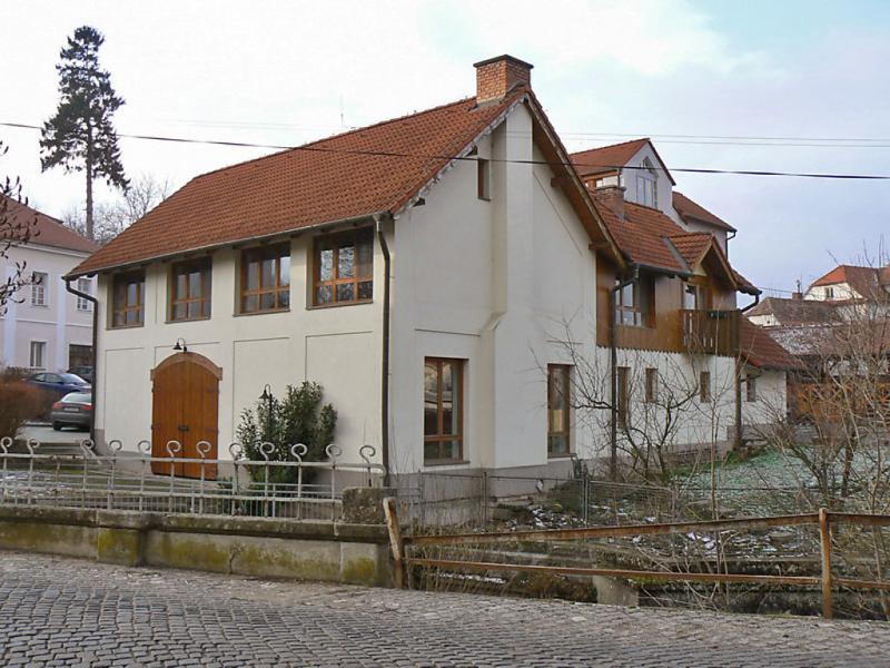 Mlyn 1418039,Estudio en Buchlovice-Velehrad, Zlin and South East Moravia-Beskydy Mtns, Chequia para 4 personas...