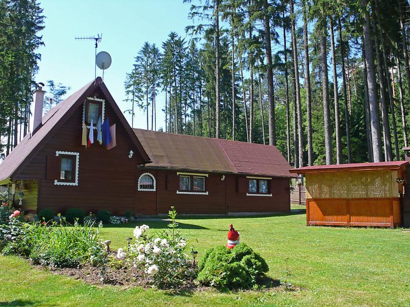 Lacnov 1418065,Vivienda de vacaciones en Vsetin, Zlin and South East Moravia-Beskydy Mtns, Chequia para 6 personas...