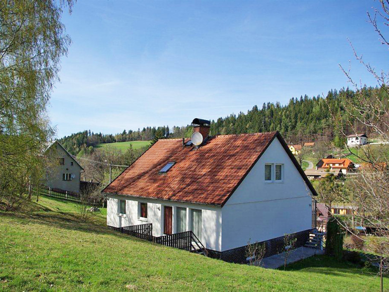 Valasska bystrice 1418067,Vivienda de vacaciones en Valasska Bystrice, Zlin and South East Moravia-Beskydy Mtns, Chequia para 10 personas...