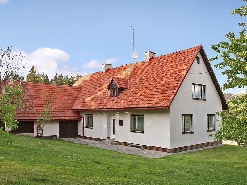 Horni becva 1418071,Vivienda de vacaciones en Horni Becva, Zlin and South East Moravia-Beskydy Mtns, Chequia para 9 personas...