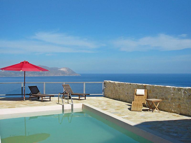 Apokoronas 1418399,Vivienda de vacaciones  con piscina privada en Kokkino Chorio, Crete, Grecia para 6 personas...