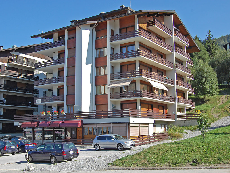 Zanfleuron a1 1418416, Apartment in Nendaz, Valais, Switzerland for 2 persons...
