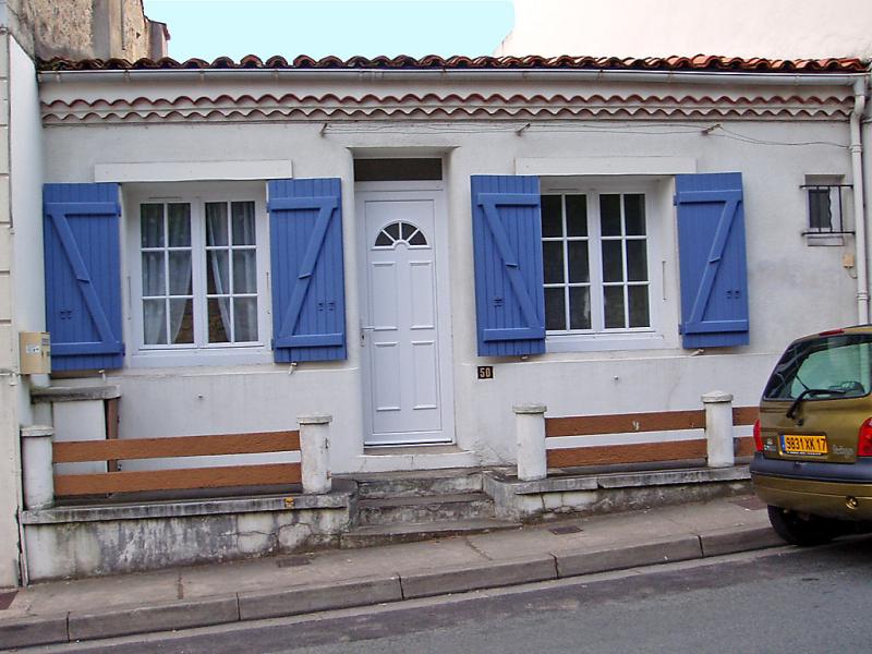 Doumer 1418572,Vivienda de vacaciones en Royan, Charente-Maritime, Francia para 5 personas...