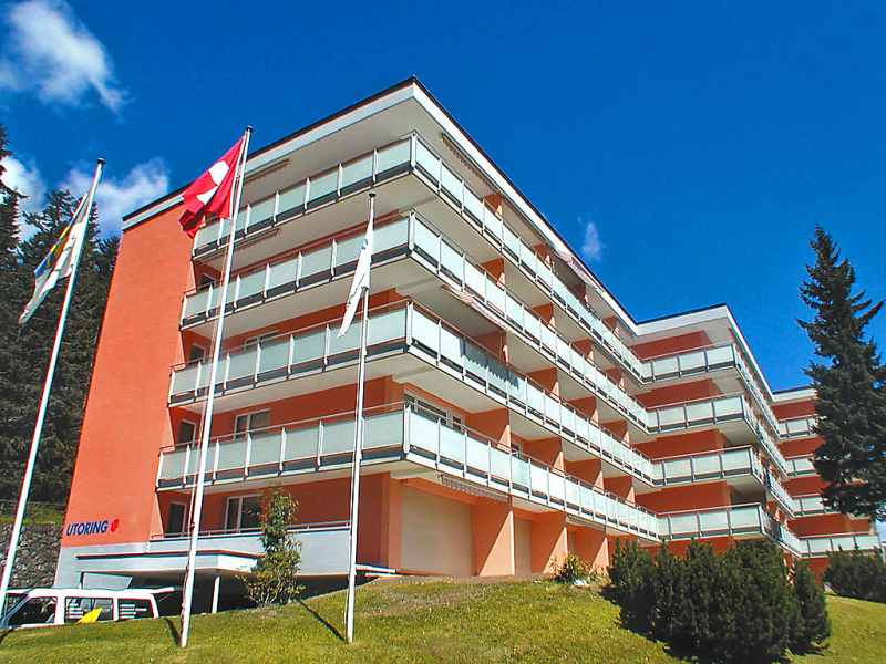 Promenade utoring 1418626,Apartamento en Arosa, Graubunden, Suiza para 2 personas...