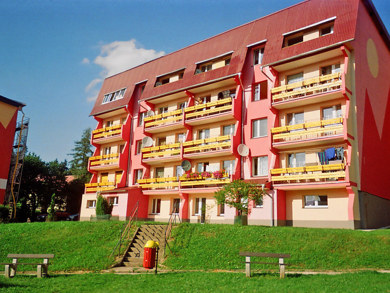 Ewa 1418662, Apartment in Szklarska Poreba, Sudeten, Poland for 4 persons...